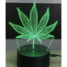 3D stolní lampa DD-055