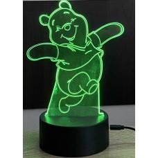 3D stolní lampa DD-066