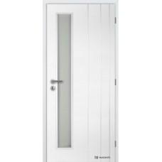 Interiérové dveře Masonite - Bordeaux Vertika sklo
