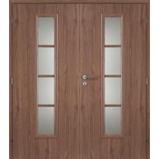 Dvoukřídlé interiérové dveře Masonite - Axis