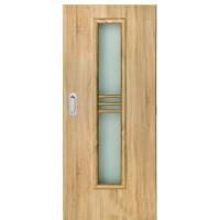 Posuvné dveře na stěnu Masonite - Stripe