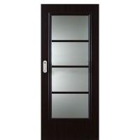Posuvné dveře na stěnu Masonite - Superior
